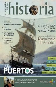 portada libro historia puertos