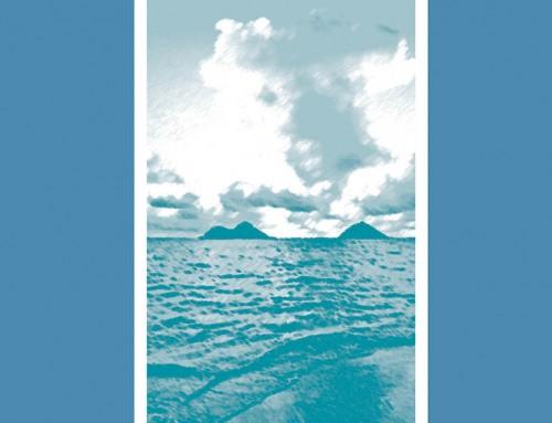 Libro de poesía aguas de santa fe