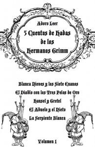libro cuentos de hadas de los hermanos grimm