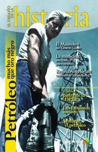 portada libro historia petroleo