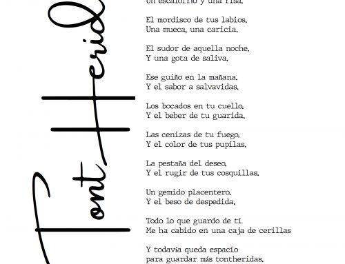 TontHeridas. Poema de Juan Carlos Prieto Martínez